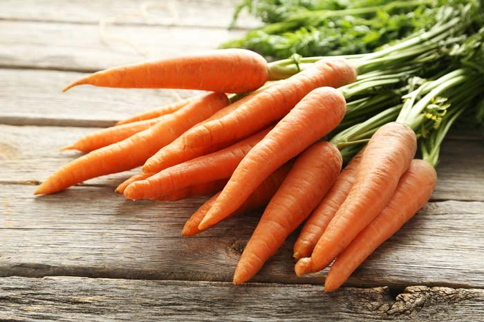 Health Benefits for Carrot
