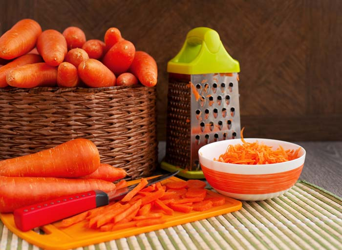 How To Include Carrots In Your Diet