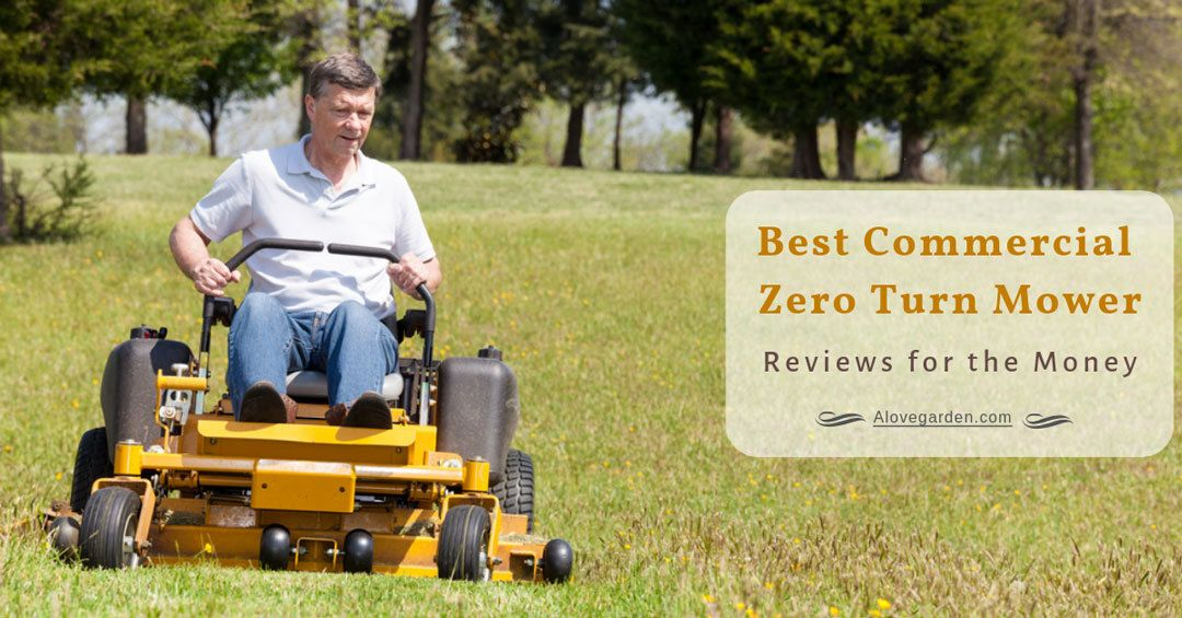 best commercial zero turn mower