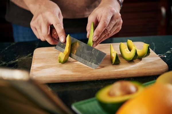 how to cook avocado