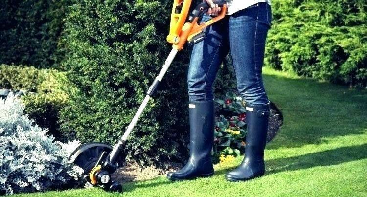best manual lawn edger