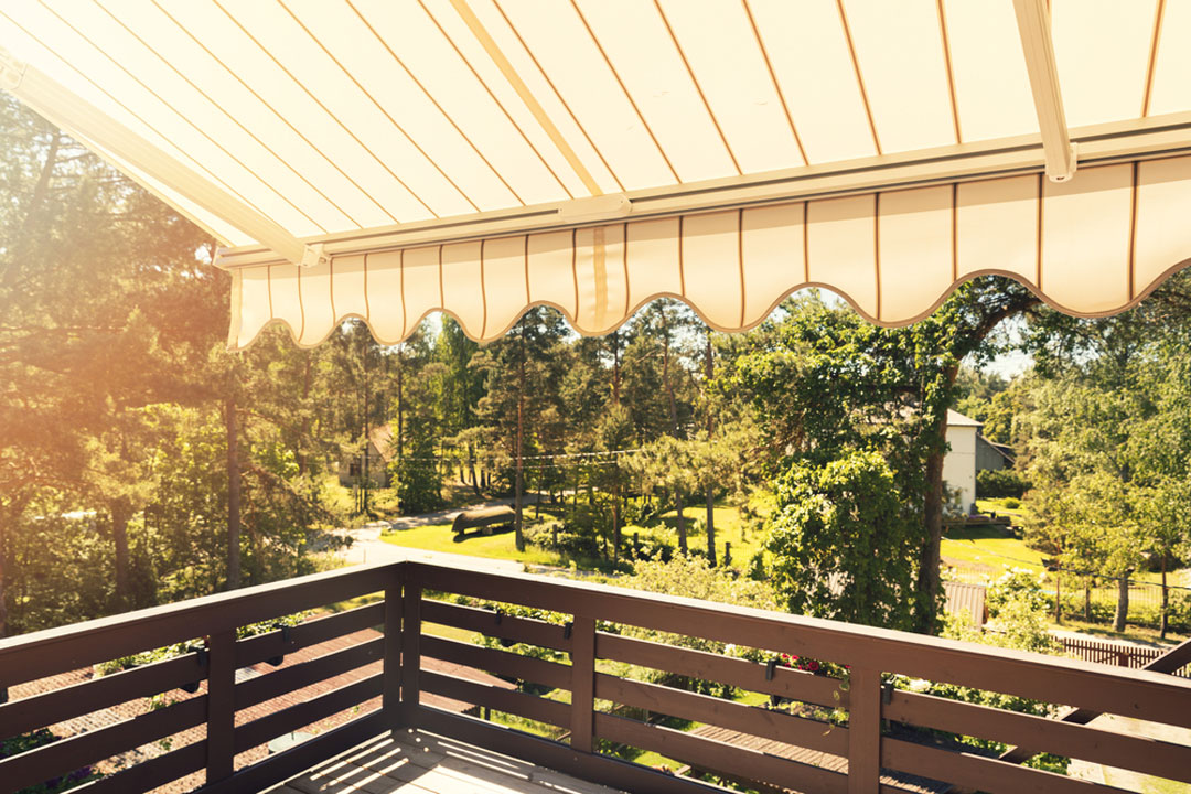 benefits of buying awning